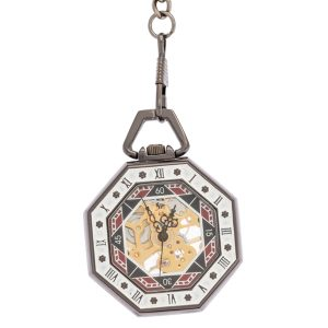 Octagon Fob Watch
